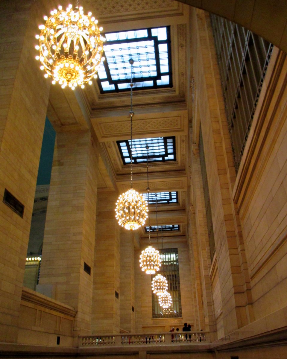 Grand Central Station New York City (1)