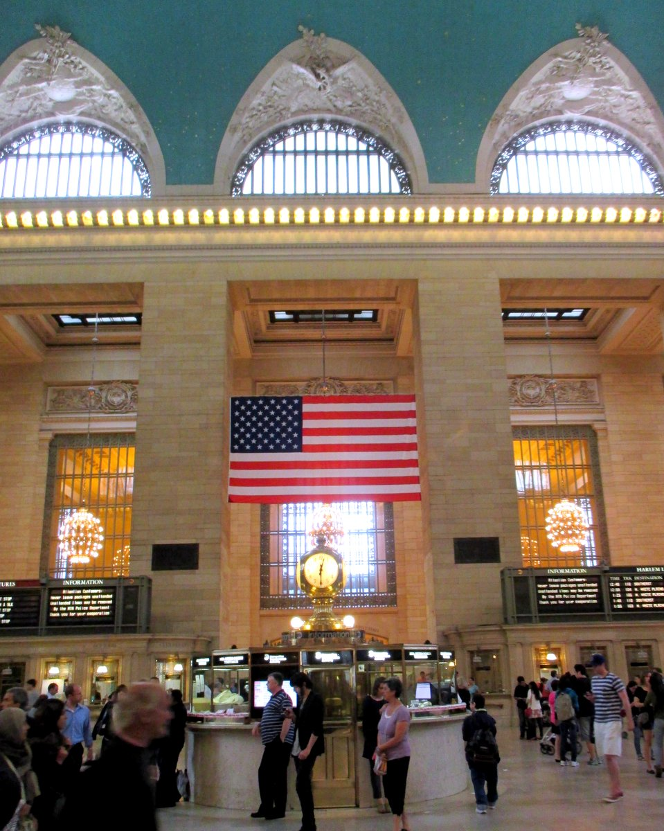 Grand Central Station New York City (2)