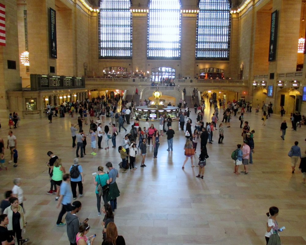 Grand Central Station New York City (3)