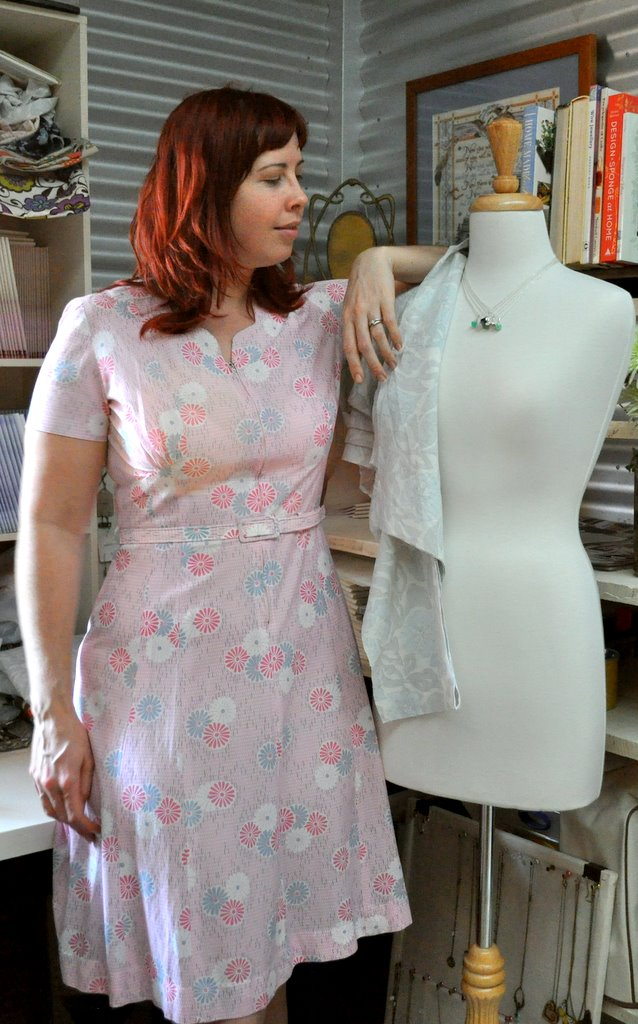 Vintage Dresses Ahoy! A retrospective of some of the dresses I'm selling tomorrow…