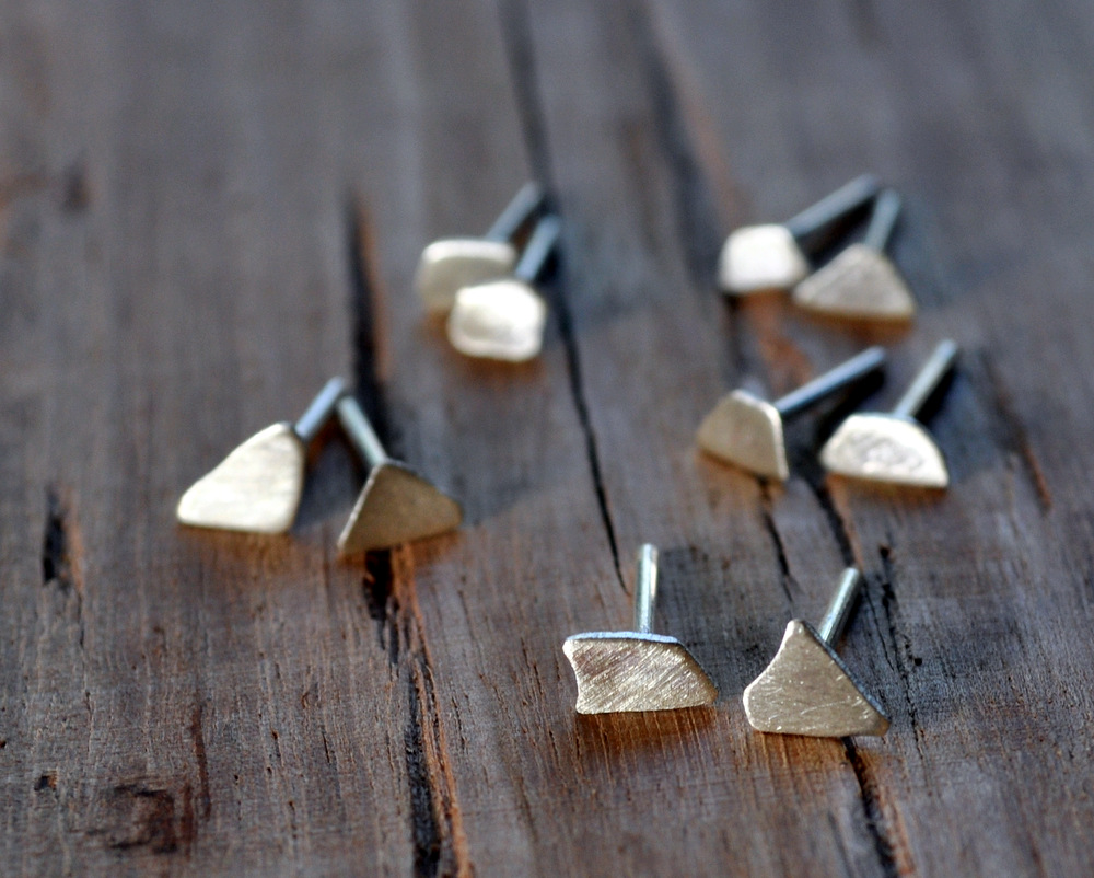 Rubble - Asymmetric Studs (10)