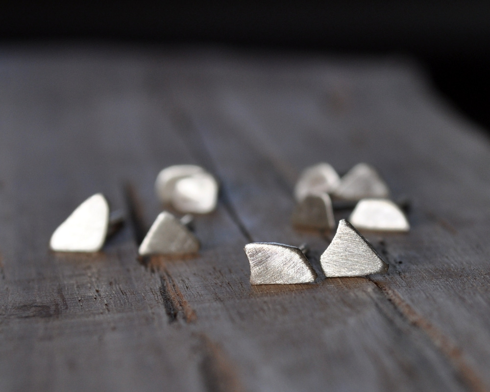 Rubble - Asymmetric Studs (12)