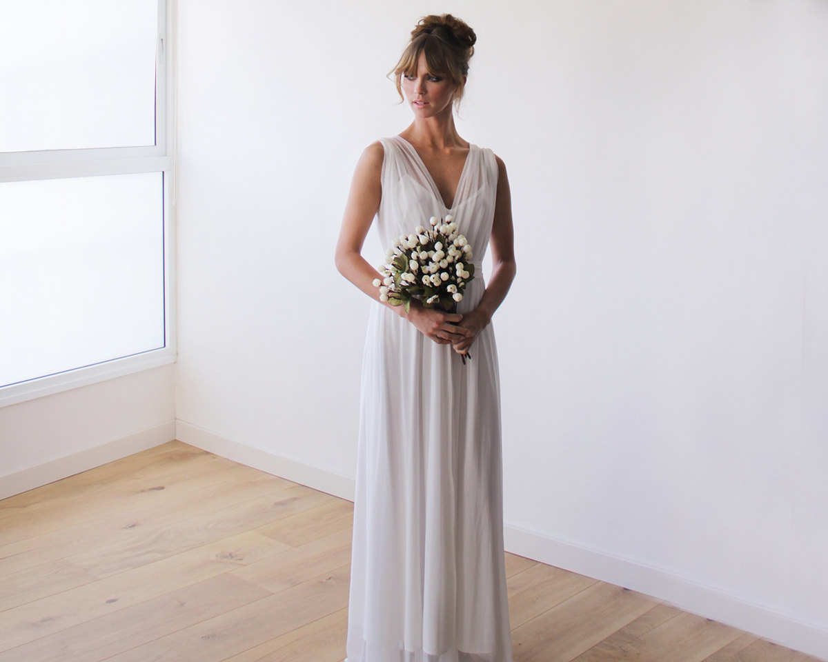 Modern Casual Wedding Dress : Blush is the work of sheryll raz gold in tel aviv i don t know what