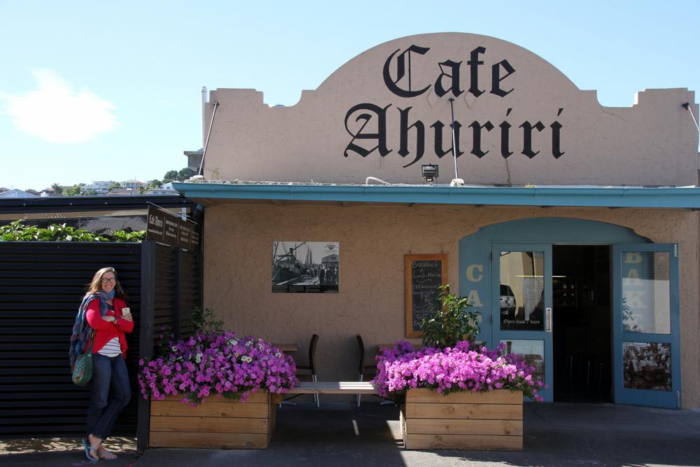 1-Cafe Ahuriri