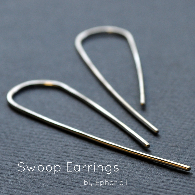 Introducing Two New Urban Eco Earring Designs – Arrow + Swoop