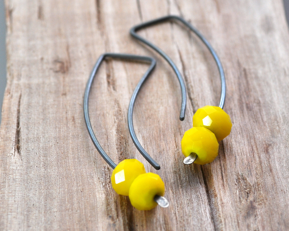 Sunshine – New Oxidised Urban Candy Earrings! (With Launch Discount…) #OXURBANCANDY