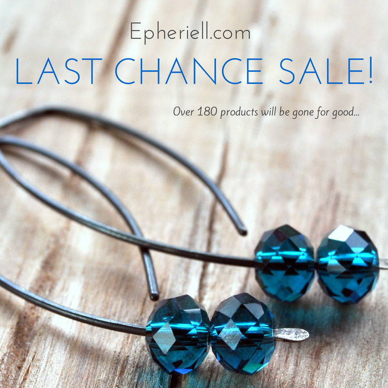 We're BACK… And We're Having a HUGE LAST CHANCE Sale!