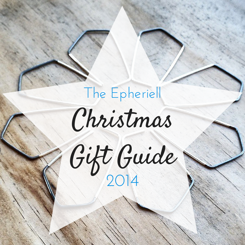 2014 Epheriell Christmas Gift Guide