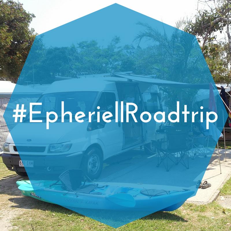 Follow Our Journey in April! #EpheriellRoadtrip