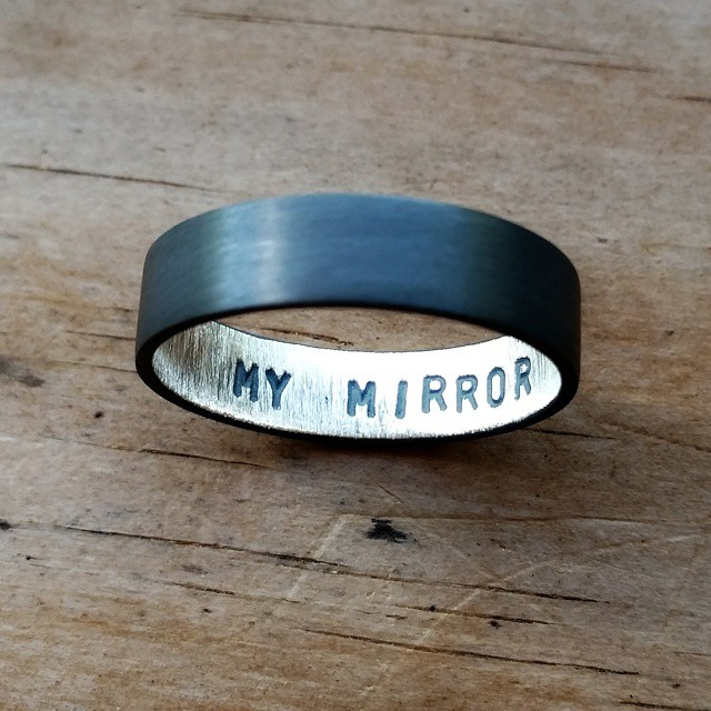 Secret Message Rings are my Favourite Things