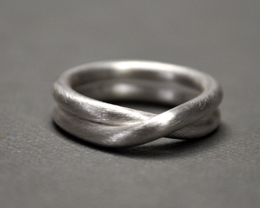 of size lovely us silver simple ring in crystals infinity luulla on